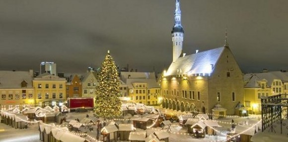 Video of the Month Dec 2009 - Tallinn's Christmas Market ...