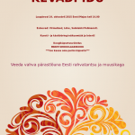 Kevadpidu at Estonian House Sydney - Sat Oct 24th 2PM