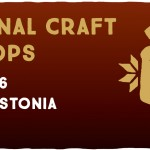 Craft Camp in Olustvere (Estonia): 9-15 July 2016