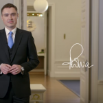 Greetings from the Estonian Prime Minister
