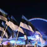 Eesti Vabariigi 25. taasiseseisvumispäeva aktus, 21. augustil kell 14.00 / 25th Estonian Restoration of Independence Day on August 21st at 2pm.