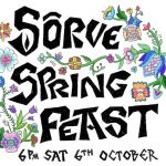 Sõrve Spring Feast Fundraiser Oct 6 in Sydney, RSVP by Oct 1