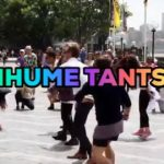 Estonian folk dancing flashmob at the Hickson Road Reserve this Sunday, 25th of Nov