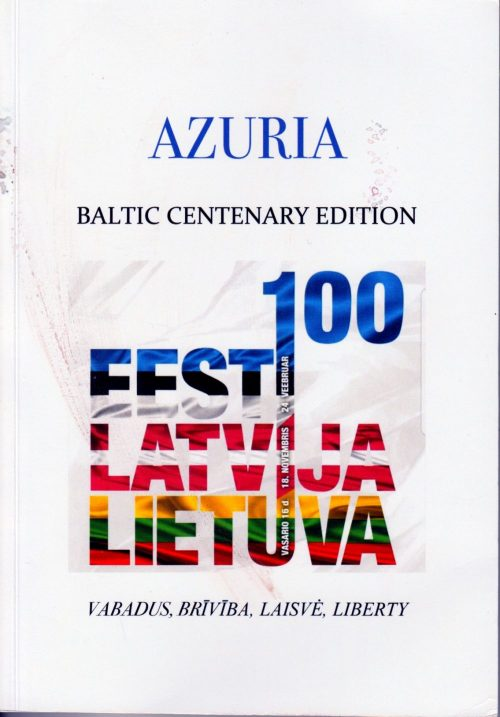Azuria Baltic Centenary Edition