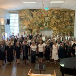 Get a sneak preview of Laulupidu 2019 performed by Kooskõlas at St Stephen's church