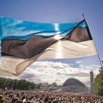 Baltic Way 30 & Day of Estonian Independence Restoration celebrations at Sydney Estonian House