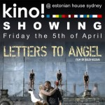 Kino at Estonian House Sydney - 5th April